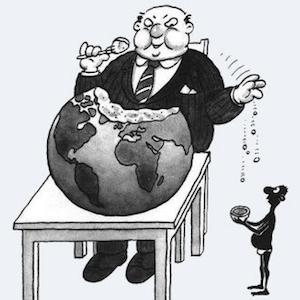 Su riqueza, nuestra pobreza