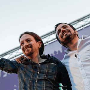 Es el momento de Unidos Podemos