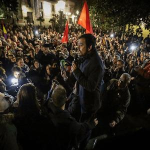 La protesta es democracia