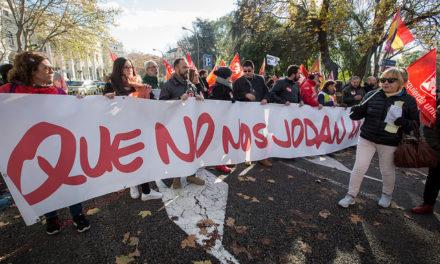 La izquierda española ante la globalización